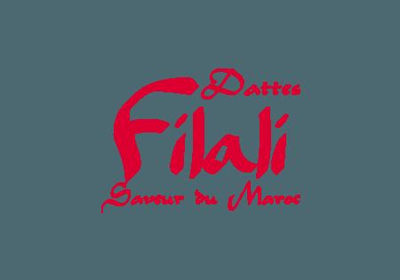 Logo de la marque de dattes Filali